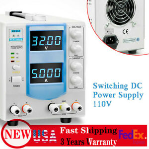 Switching Precision Variable Dc Power Supply Adjustable Led Display 0 32v 0 5a