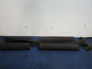 Jeep Wrangler Tj Windshield Connector Roll Bar Pad Cover Pair 97 02 Rollbar