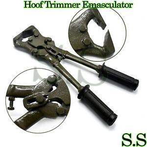 Claw Cutter hoof Nipper For Cattle Dairy livestock new