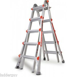 22 1aa Little Giant Super Duty Ladder 375lb Rated 10403