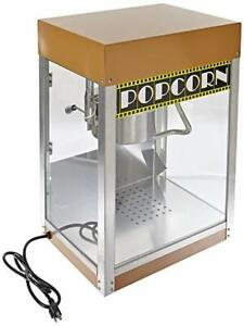 Popcorn Machine Popper Premiere 4oz 11048 By Benchmark