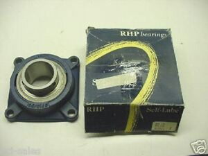 Rhp Self Lube Bearing Model Sf 1065 2 1 2 g Sf10 65 Flange Mount Housing