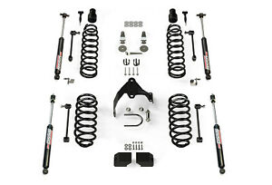 Teraflex Jeep Jk 07 18 4dr Base 3 Lift Kit With 9550 Vss Shocks