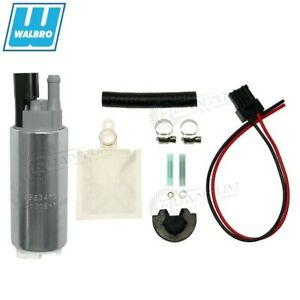 Walbro 255lph Fuel Pump Toyota Mr2 Supra Turbo Tt Mkiii W Install Kit 400 760
