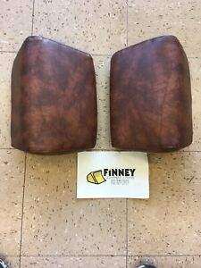 Case 450c 455c 550 850b 850c 1150c Dozer Loader Cushion Arm Rest Pair R39322