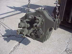 Military M656 8x8 Transfer Case Government Rebuilt