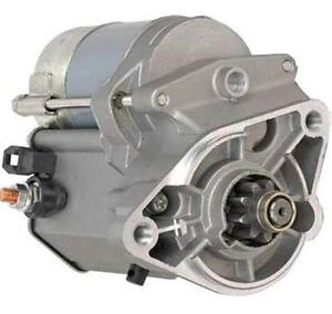 New Starter Ford Tractor 1120 1215 1220 1983 1997 128000 0100 128000 0101