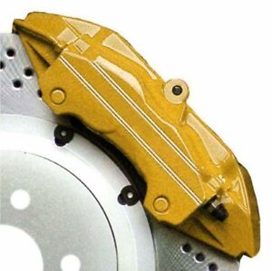 Gold G2 Brake Caliper Paint Epoxy Style Kit Free Ship