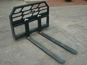 New John Deere 400 500 Loader 48 Hd Pallet Forks