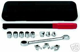 Kd Tools Universal Serpentine Gearwrench Kit Model 3680