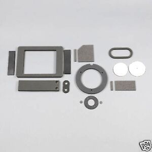 Amc 68 69 70 Javelin Amx Non Ac Heater Box Restoration Rebuild Kit Seals Dmt