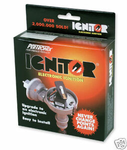 Pertronix Ignitor 1281dv Ford Dual Point