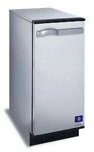 Ice Machine Manitowoc Sm 50a Compact Air Cooled