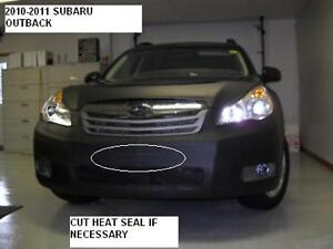 Lebra Front End Mask Cover Bra Fits Subaru Outback 2010 2011