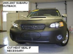 Lebra Front End Mask Cover Bra Fits Subaru Outback 2005 2007