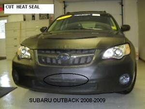 Lebra Front End Mask Cover Bra Fits Subaru Outback 2008 2009