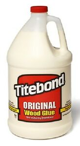 4 Titebond Ii 5006 Gallon Prem Weatherproof Wood Glue