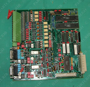 Carl Schenck Pc Board Beav005 0156234 03 Bea V005 New