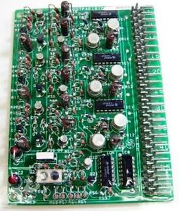 General Electric Gate Pulse Amplifier Ic3600tpae1b1c