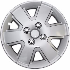 New 2006 2011 Ford Focus 15 6 Spoke Silver Wheelcover Hubcap Replacement