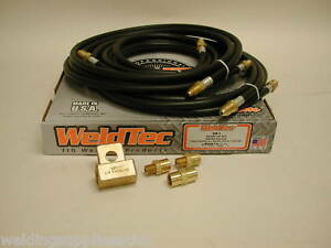 Weldcraft Weldtec Hk 1 Hook up Kit Water Cooled Tig