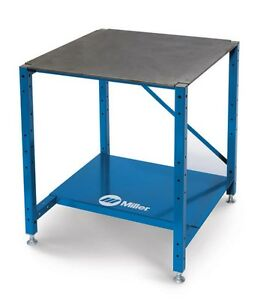 Miller 951167 30s Arcstation Welding And Work Bench