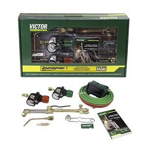 Victor Journeyman Ii Welding Cutting Outfit 0384 2110