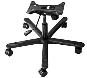 Heavy Duty Office Chair Base Kit Complete Under Seat Assembly Parts Rated ocp 4