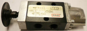 Aro Manual Air Control Valve E252hs