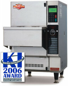 Fryer System Perfect Fry Pfa7200 Auto Ventless Hood