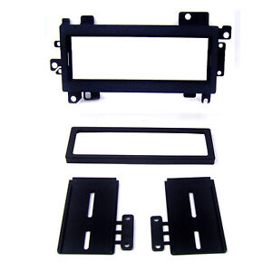 Radio Replacement Dash Mounting Install Kit Single Din For Chrysler Dodge Jeep