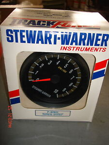 Rat Rod Race Car 10000 Rpm Mecanical Tachometer Sw