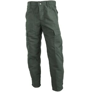 Crew Boss Wildland Nomex Brush Pants Size M 36