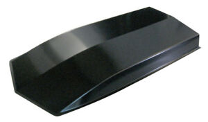Steel Cowl Induction Style 4 Inch Hood Scoop Amd