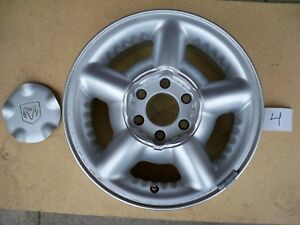 15 Inch Dodge Dakota Wheel With Center Cap 97 98 99 00