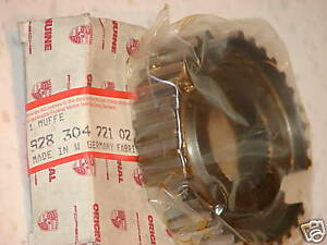 Nos Porsche 928 Transmission Guide Sleeve Gear 4th 5th