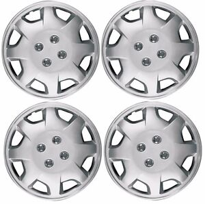 1998 2002 New Honda Accord 15 Hubcaps Wheelcover Set