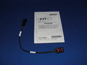 Omron Photoelectric Sensor Switch E3t fd14 New