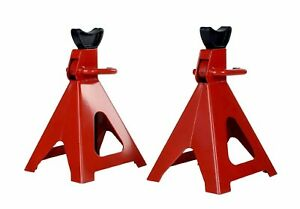 Qty2 6 Ton Jack Stand Auto Set Automotive Shop Tools Garage Lift Jacks