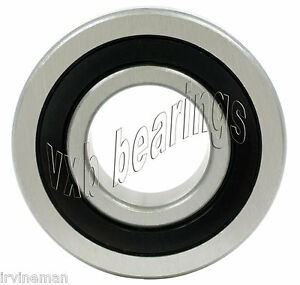 Rls8 2rs Sealed 1 x 2 1 4 x 5 8 Inch Rls8rs Deep Groove Radial Ball Bearings