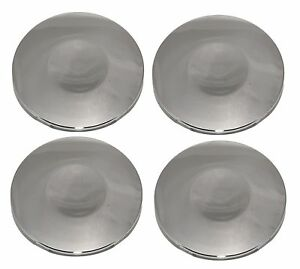 1995 1999 Buick Riviera Park Ave Chrome Wheel 6 5in Hub Center Cap New Set Of 4