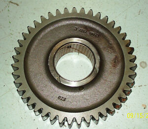 2000 3000 4000 Ford Tractor 2nd Speed Transmission Gear