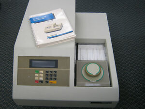 Perkin Elmer Geneamp Pcr System 9600 W Manual