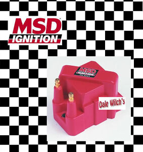 Msd Ignition 8224 Gm Coil Pack 2 Tower Style Used On Gm Vehicles Thru Late 90 s