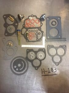 Holley Ford 94 H 103 Master Rebuild Kit 94 2100 2110 Flathead Tri Power