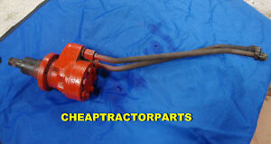 706 2706 806 21256 1456 Farmall Diesel Tractor Steering Hand Pump And Hoses