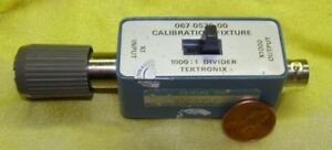 Tektronix Calibration Fixture 067 0529 00