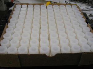 Wheaton Disposable Scintillation Vials Box Of 400 See Pics For Specs