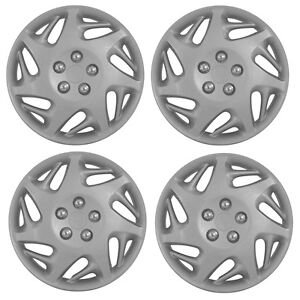 1998 1999 2000 Dodge Grand Caravan 16 Hubcaps Wheelcovers Set Of 4