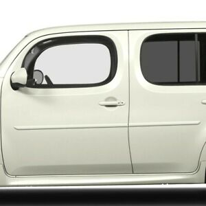 Painted Body Side Moldings Trim Mouldings For Nissan Cube 2009 2014